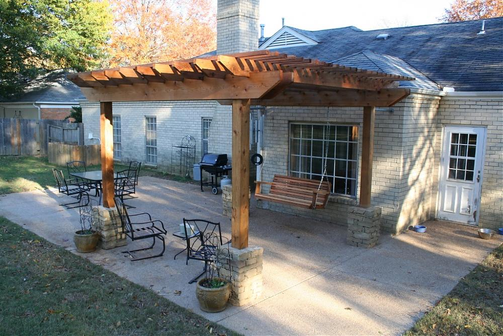 Arbor & Pergola Beam - chart of weight can carry?