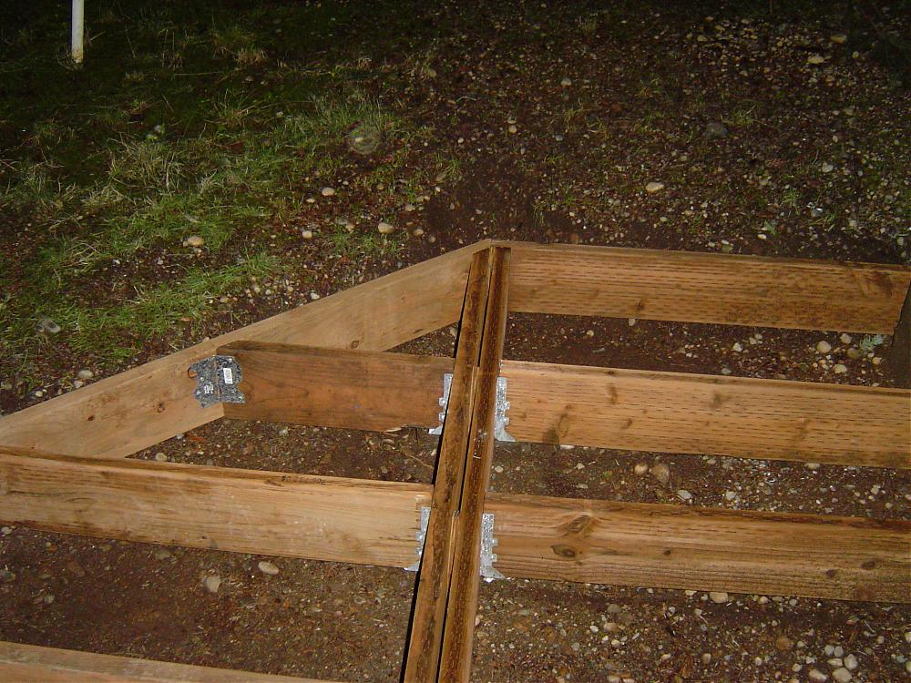 Deck building for for How much does composite decking weigh
