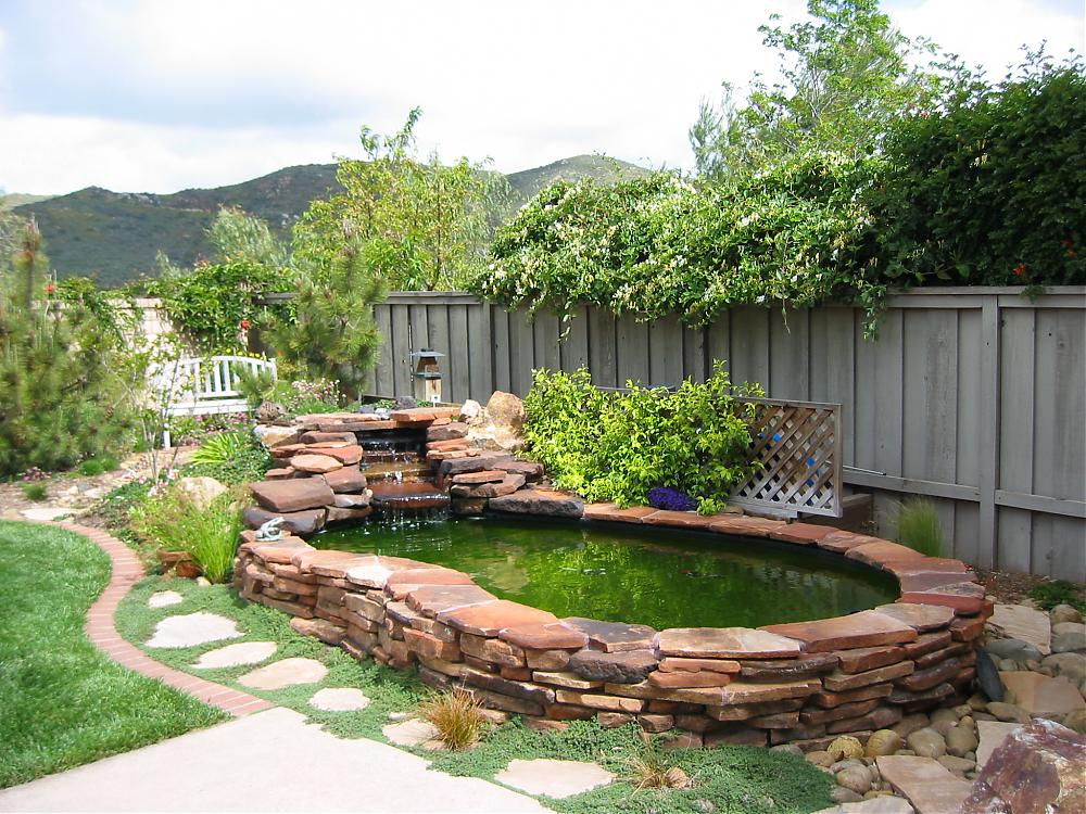 Where to buy pre formed ponds for Preformed garden ponds