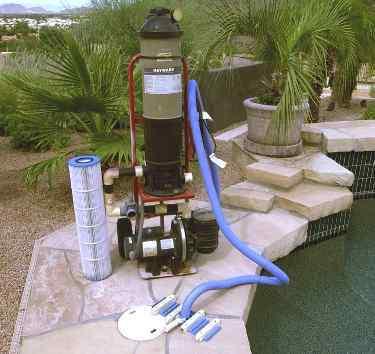Homemade Pond Vacuum What Do You Think