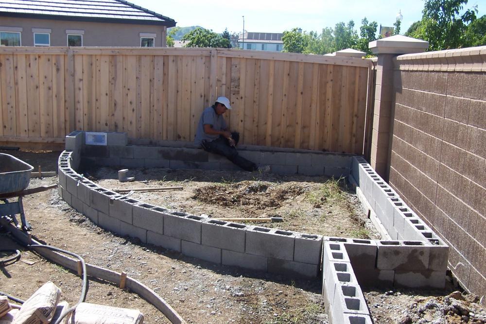 7000 Gallon Fiberglass Pond Build Finally