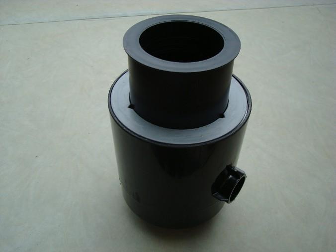 Filter System For Floating Skimmer