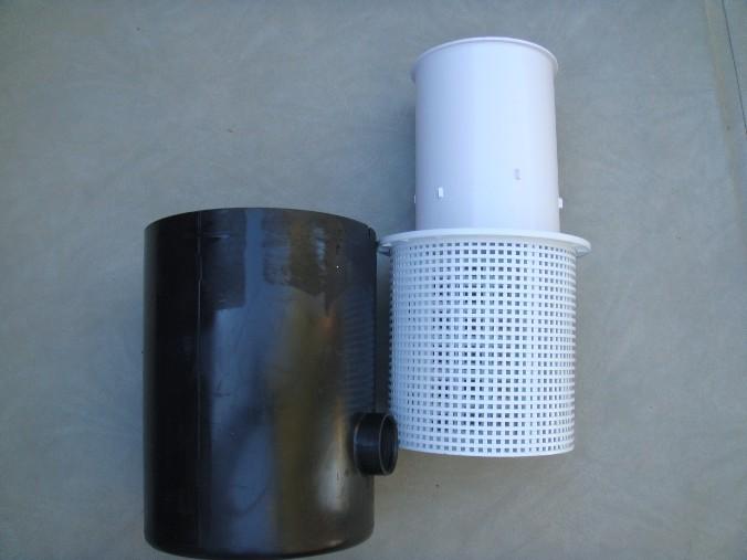 Diy filter for pond images for Pond pre filter diy