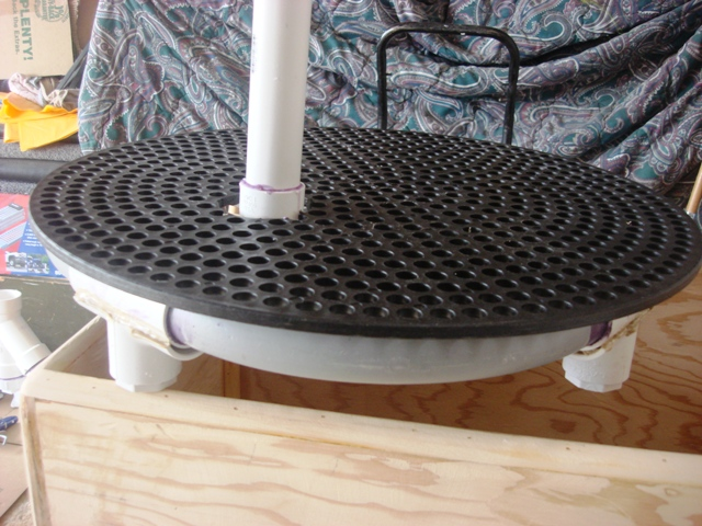 New diy sieve page 3 for Koi pond sand filter