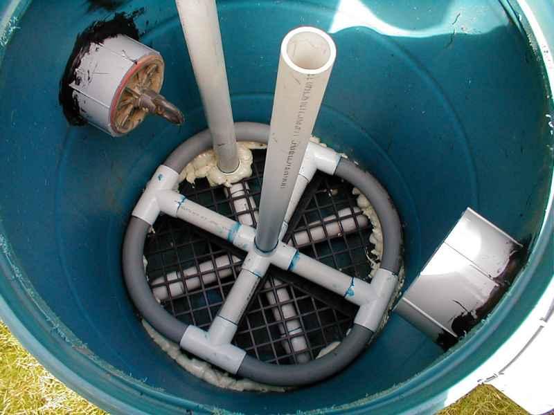 Diy filter for pond diy free engine image for user for Diy pond filter bucket