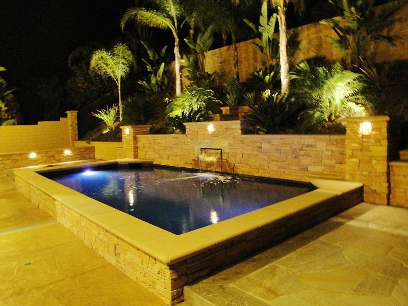 koi pond lighting ideas. wonderful pond attached images with koi pond lighting ideas p