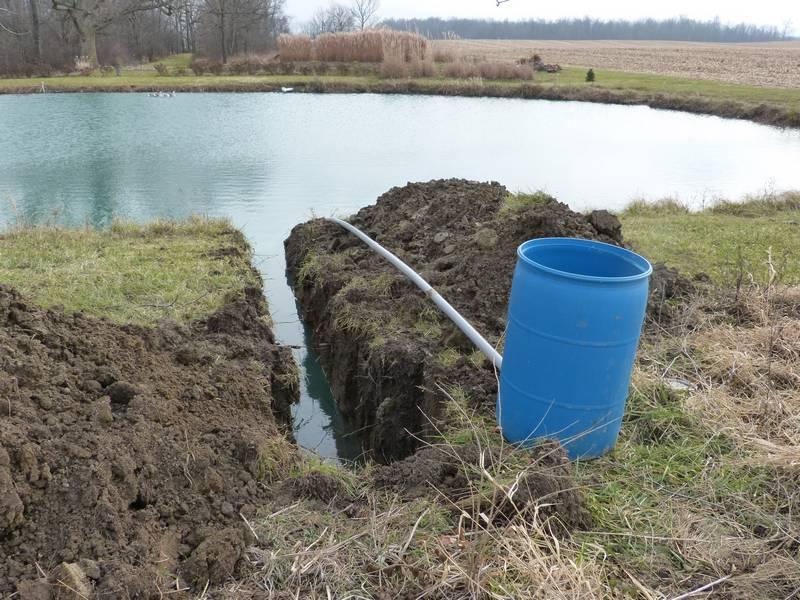 Homemade Pond Aeration Systems Crazy Homemade