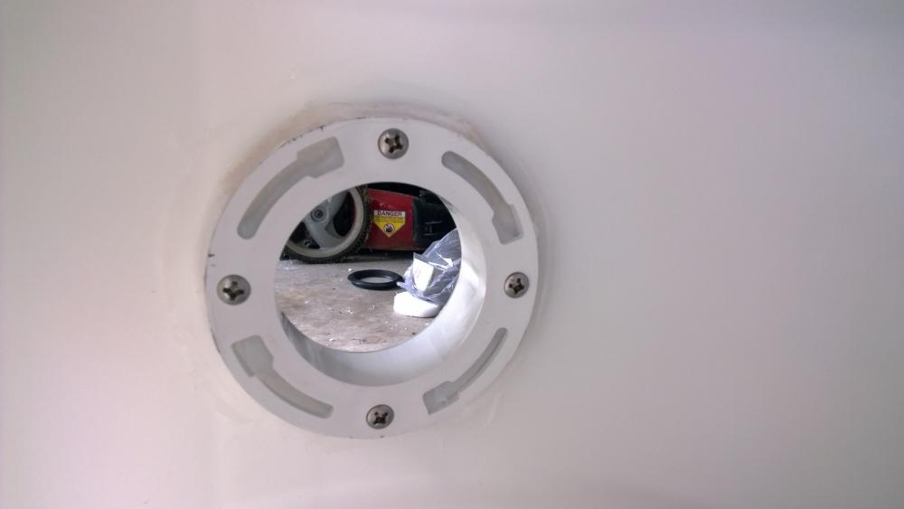 First post and cheap bulkhead fitting alternative for
