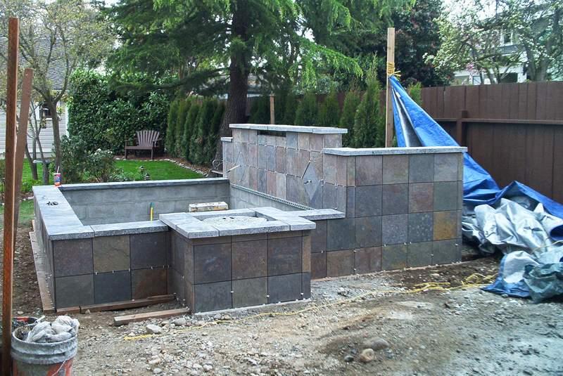 Koi pond retrofit ideas please for Small raised pond ideas