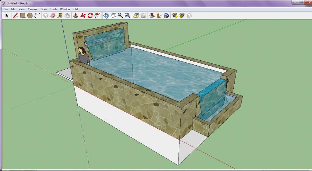 Raised formal backyard koi pond for Koi pond builders mn
